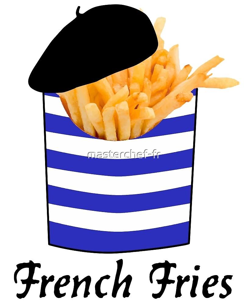 French fries by masterchef-fr