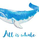 All is whale by Solodov Art
