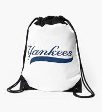 Yankees Drawstring Bag