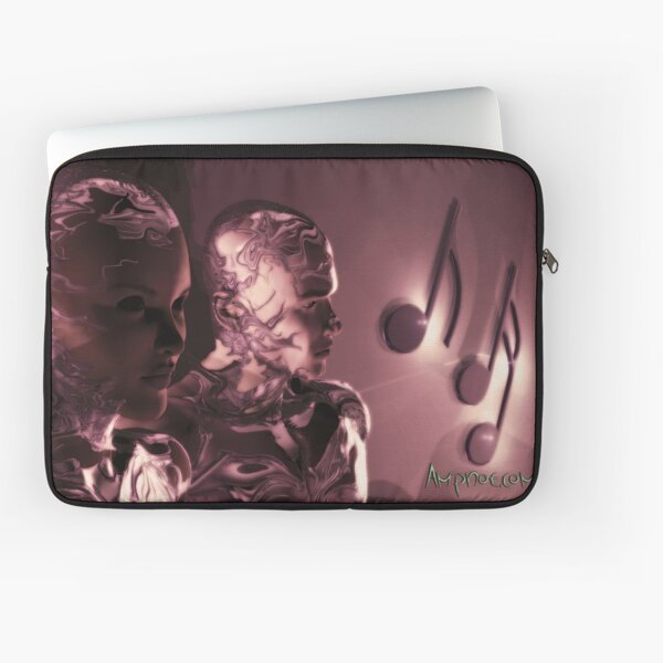 """""""The Unknowns"""" Laptop Sleeve"""
