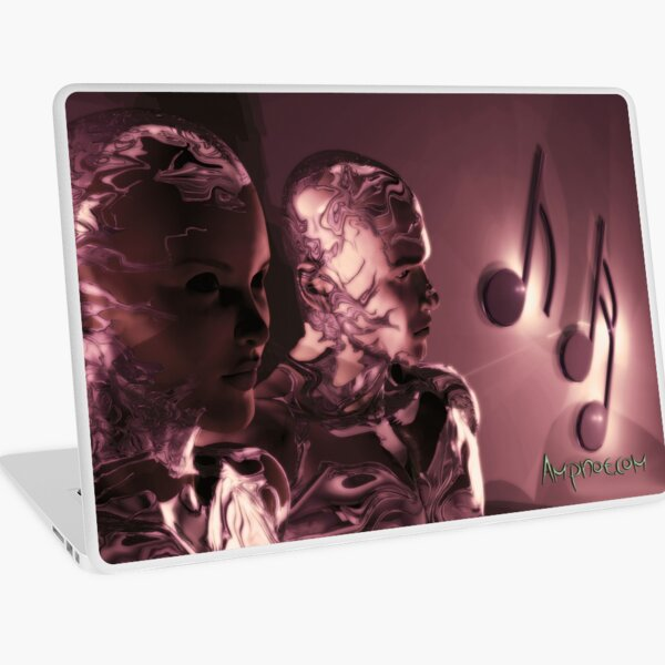"""The Unknowns"" Laptop Skin"