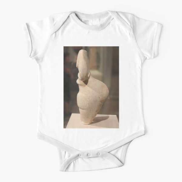 #sculpture #pottery #food #balance #art #container #craft #one #museum #clay #skill #vertical #zen-like #craftsperson #diy Short Sleeve Baby One-Piece