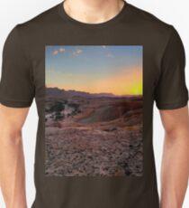 a sprawling Israel landscape Unisex T-Shirt