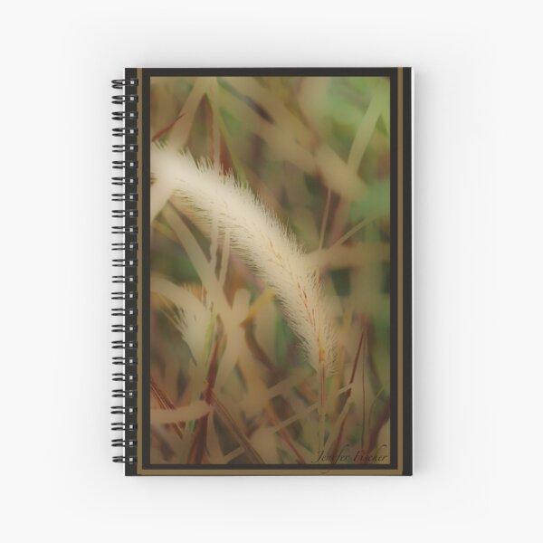 Fox Tail Spiral Notebook
