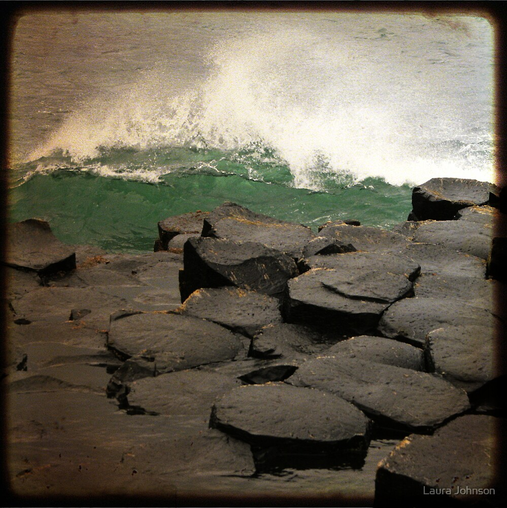 Giants causeway by Laura Johnson