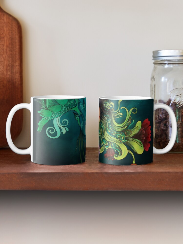 Alternate view of Metamorphosis Mug