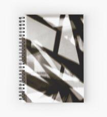 Materialization Spiral Notebook