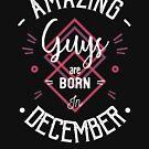 « Amazing guys december » par lepetitcalamar