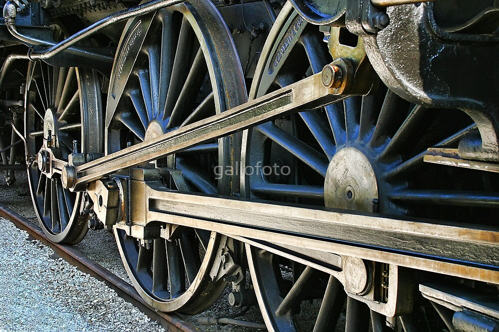 locomotive by gallofoto