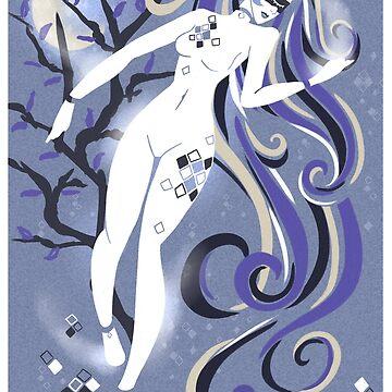 Lullaby Di Luna by AlyssaFoxah