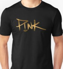 P!NK WORLD TOUR Unisex T-Shirt