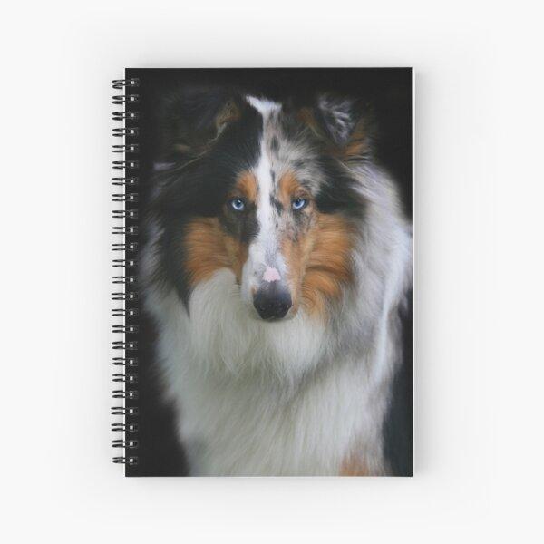 Ziva Spiral Notebook