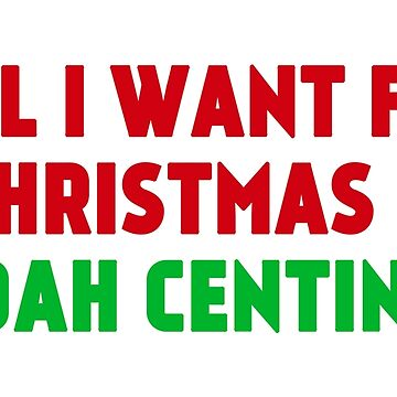 All I Want for Christmas is Noah Centineo by amandamedeiros
