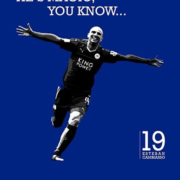He's Magic, You Know... Esteban Cambiasso by lcfcworld