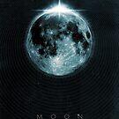 Mond von Black Sign Artwork