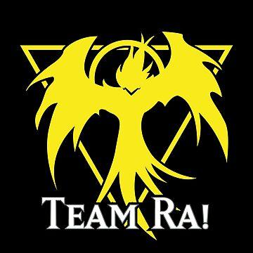Team Ra - Yu-Gi-Oh! by marianah