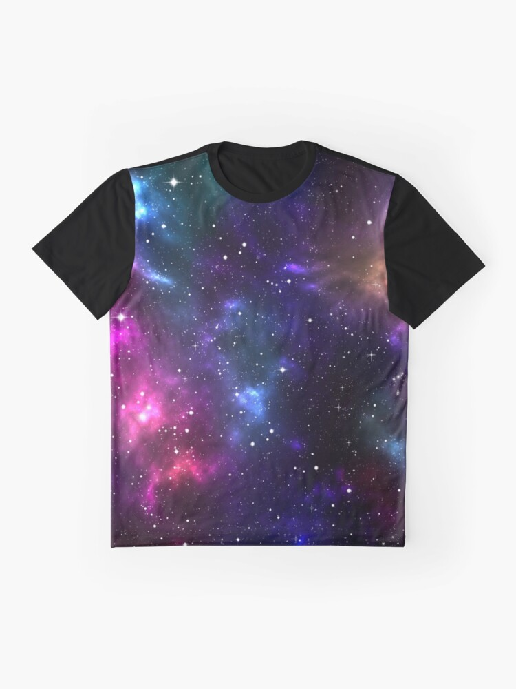 Alternate view of Stardust Graphic T-Shirt