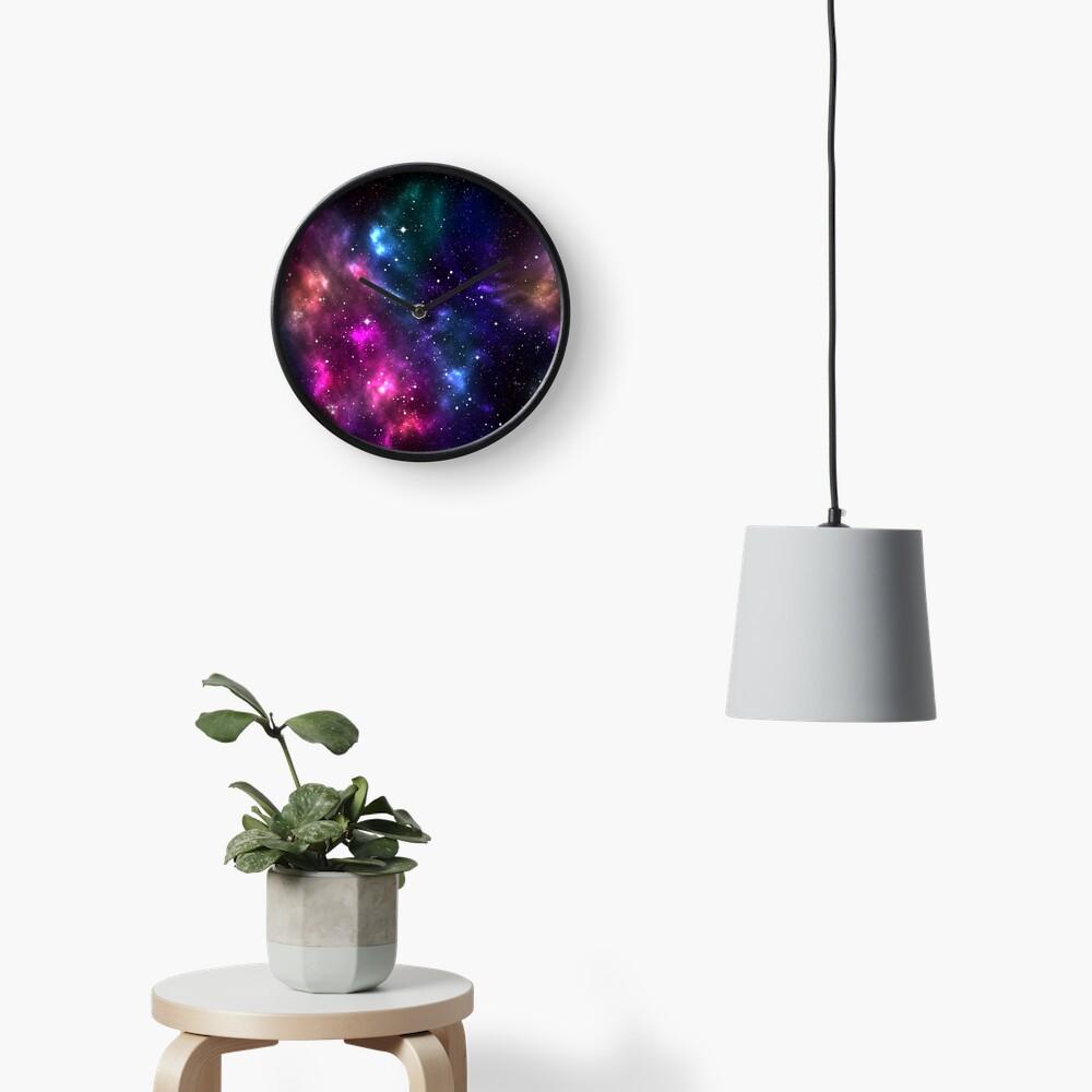 Stardust Clock