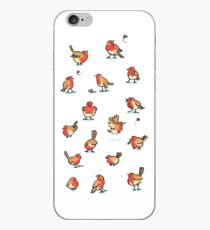 A Round of Robins iPhone Case