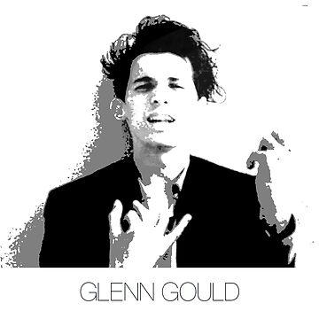 Glenn Gould by vivalarevolucio