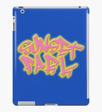 Sunset Park iPad Case/Skin