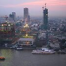 River City Lights. by vonb