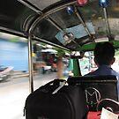 Tuk Tuk Ride Through The City by vonb