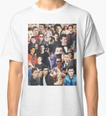 Tom Holland-Collage Classic T-Shirt