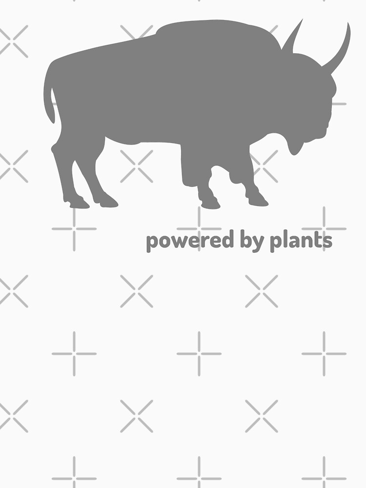 Buffalo - powered by plants by PlantVictorious