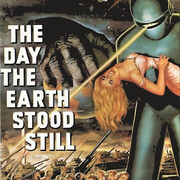 The Day the Earth Stood Still - old poster 1951 by ric1977