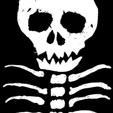 Jaeger Skull by losfutbolko