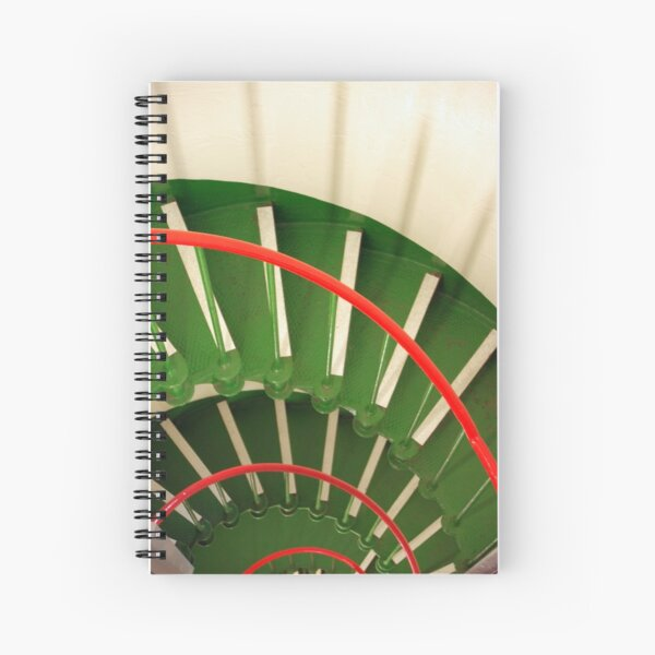 Lh stairs Spiral Notebook