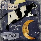 Cow Jumped Over The Moon by mindydidit