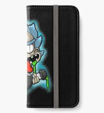 Rick And Morty Juice Ride iPhone Wallet/Case/Skin