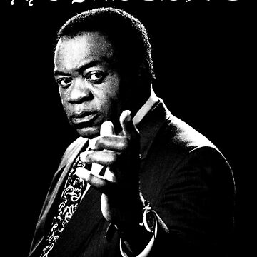 Homicide: Life on the Street YAPHET KOTTO (Black Metal Parody) by thespookyfog