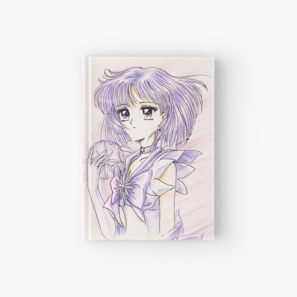 Sailor Saturn Hotaru avec Soul Crystal Carnet cartonné