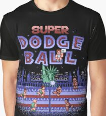 Super Ball Dodge Graphic T-Shirt