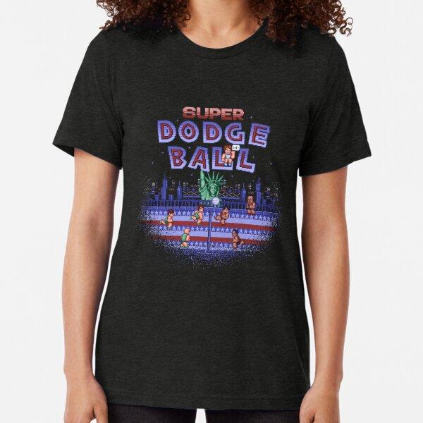 Super Ball Dodge Tri-blend T-Shirt
