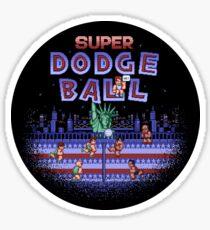 Super Ball Dodge Sticker