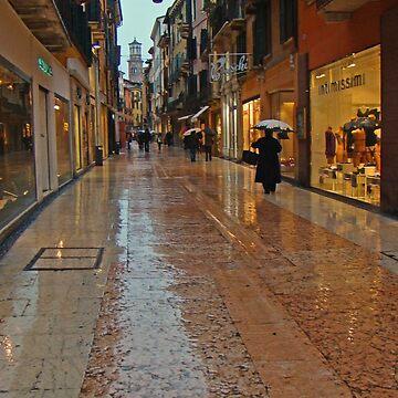 Verona Marble Streets by alabca