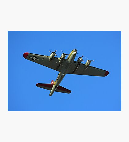 Boeing B17 Flying Fortress Photographic Print