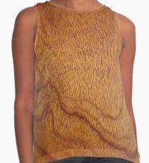 I Feel Woody, Oh So Woody!! (Wood Grain #1) - Man Cave Contrast Tank