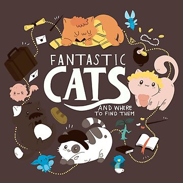 Fantastic Cats by TaylorRoss1