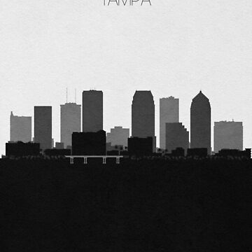 Travel Posters | Destination: Tampa by geekmywall