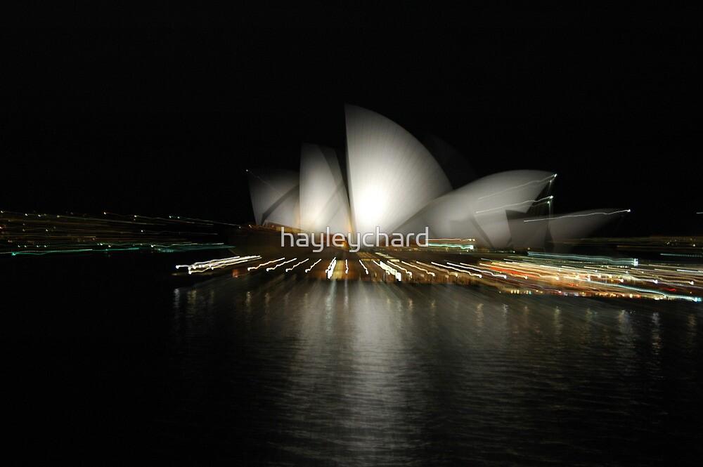 Opera Blur by hayleychard