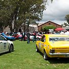 McLarens on the Lake, Classic Adelaide Car Rally by SusanAdey