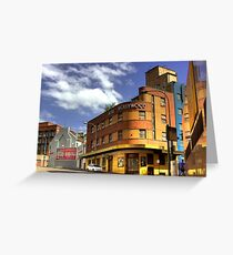 Hotel Hollywood - Surry Hills, Sydney, Australia Greeting Card
