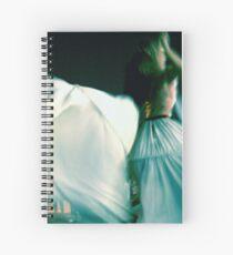 dancers 2  Spiral Notebook