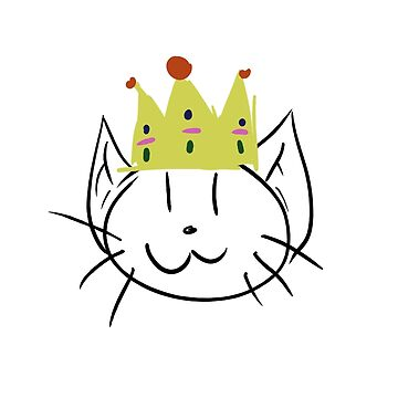 King kitty by Autumn-Winter