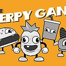 The Derpy Gang by Justin Fidencio
